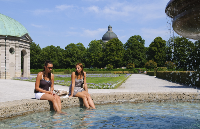 studentisches Lebensgefühl in München