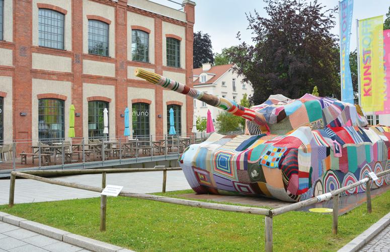 Textil Industrie Museum Augsburg