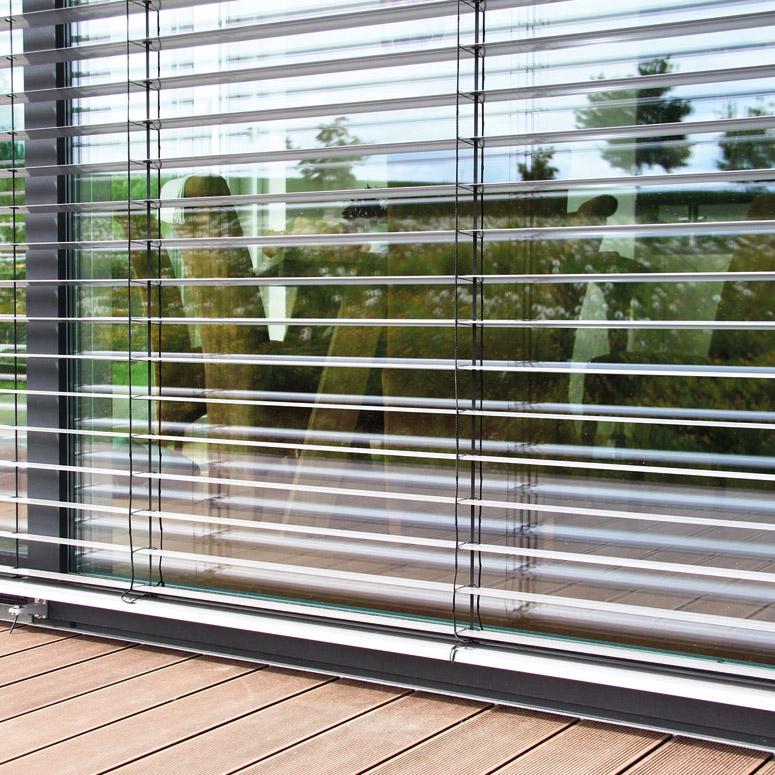 Sicht- und Sonnenschutz für die Privatsphäre